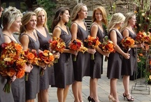 Fall wedding & party ideas