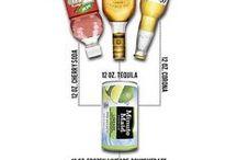 Beverages / by Jennifer Hodges
