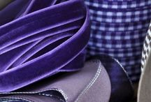 Purple, black and white inspiration / Black, white and purple inspiration board for weddings and parties
