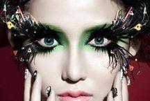 ✰ Art - Make up ✰ / by Carito Araujo-Golcher