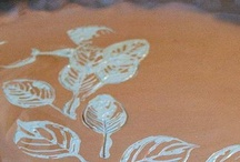 Pottery - Decorating - Slip and Underglazes / by Eileen Conner