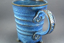 Pottery - Inspiration - Mugs and Drinking Vessels / by Eileen Conner