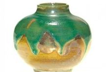 Pottery - Inspiration - Vases, Bottles and Jars / by Eileen Conner