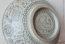 Pottery - Inspiration - Bottoms / by Eileen Conner