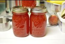Canning & Freezing / Preserving foods..... finding recipes that work for us! / by Beverly Zimmerman
