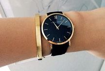 style {watches and bracelets}