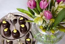 Easter at Britannia / There's something for everyone aboard Britannia this Easter. Keep the kids entertained with their own special version of the audio handset, relax and enjoy Easter treats in the Tea Room, or indulge in some retail therapy in the Gift Shop.