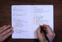 tips {productivity & planning}
