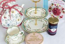 Afternoon Tea / In celebration of National Afternoon Tea Week, we've put together a few ideas from our Gift Shop to help you create your own at home for a truly Royal occasion.