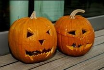 Halloween at Britannia / The Galley team, as always, celebrate Halloween in style! Carved pumpkins adorn the Royal Deck Tea Room and of course, pumpkin soup and pumpkin cup cakes are on the menu...