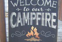 Campin' / by Lindsey Westervelt