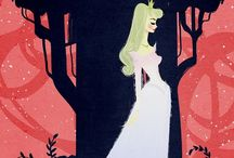 Once Upon A Time: Sleeping Beauty / The Tale of Sleeping Beauty.