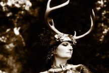 Headdress: ANTLER / Every incarnation of the Antler Headdress.