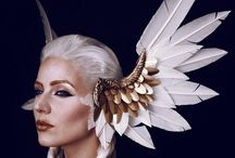 Headdress: FEATHER / The Feathered Headdress as Adornment.