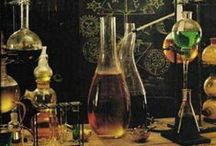 The Alchemist's Room / Alchemy, Symbols, Esoteric Secrets.