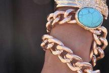 Jewelry / by Catharine Hammett