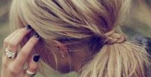 Recollits de primavera / Sempre portes els cabells igual? Doncs mira quants recollits t'hem deixat per aquesta  primavera: trenes, cues, monyos i accessoris
