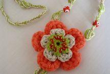 Guirnaldas crochet / Amante del Crochet