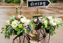 Bicicletas con Flores / Bicicletas adornadas flores