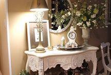 Arrimos / Un mueble especial