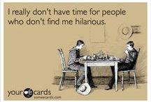 Funny Stuff / by Jessica Paluska
