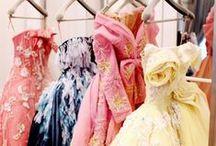 Styled / Dream closet  / by Rosannah Wicks