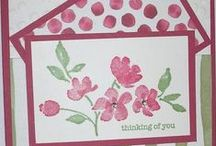 Stamping/Card Ideas / Card designs / by Amy Z