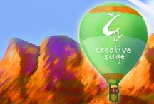 CreativeSage.com @CreativeSage #Website #Blogs #SocialMedia #CreativeSage / At Creative Sage™, we live a passionate personal mission to cause the spontaneous combustion of creativity, innovation, and compassionate intelligence everywhere. CreativeSage.com @CreativeSage