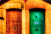 I love doors! / by Pamela Sommers
