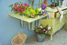 """My HGTV Makeovers! / I started my garden television career as one of the garden designers for HGTV's """"Outer Spaces"""" show. I designed 5 makeovers and landed my own show on the Discovery Home Channel, """"Garden Police"""" soon after! See my makeovers at http://ShirleyBovshow.com"""