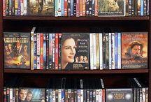 More Than Just Books / Vinyls, DVDs, CDs, Etc.