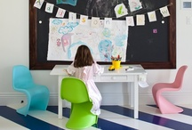 Kid's Room Styling Inspirations / by Pam Stasney