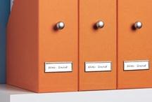 Organization / by Pamela Sommers
