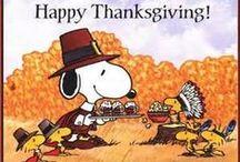 Thanksgiving / by Cindy Zuch