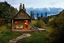 cabins / by Denny Nunn