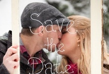 Save the Date / Don't be late with your Save the Date!