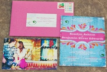You're Invited / Formal or informal; simple or elaborate; colorful or subdued...weddings invitations can say a lot about a couple.  Check out these creative ideas!