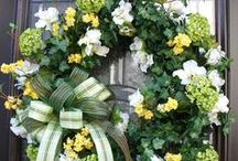 Wreaths / by Pamela Sommers