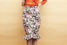 Charlotte Skirt / All of YOUR Charlotte Skirts!
