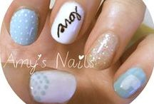 Nails / Nail designs, colors, tips & inspiration / by Amy Irby