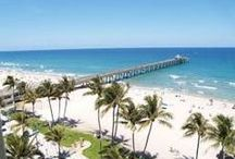 Let's Go To The Beach / Lynn University is located minutes away from beautiful South Florida beaches. Enjoy time in the sun, sand and waves while earning a college education!