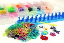 Rubber Band Loom Crafts