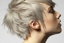 Perfect Pixie Cuts / pixie styles and other very short haircuts for women / by Rochelle New // Lucky Lucille