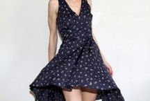 Flora Dress / by By Hand London