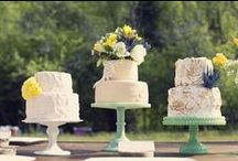 {Wedding} Cake. / The 2014 Trends in Wedding Cakes! Our top picks from classic cakes to out-of-the-box ideas to inspire your wedding cake fantasies. / by Topnotch Resort