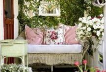 Perfect Porches / by Pamela Sommers