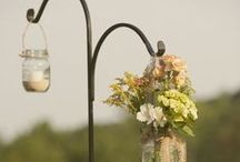 DIY Wedding / Ideas for creating a perfectly bespoke, home-spun DIY wedding of dreams! / by By Hand London