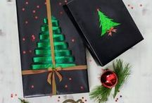 Christmas | Gift Wrapping / Wrap presents so beautiful, the Christmas tree will get jealous!