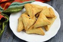 Recipes from around the world! / Find here quick and easy to make recipes from various part the world!