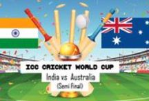 Cricket World Cup 2015 / Check here for the latest results, live score, team details, schedule and related maps of ICC Cricket World Cup 2015
